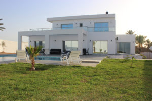 villa à louer djerba tunisie