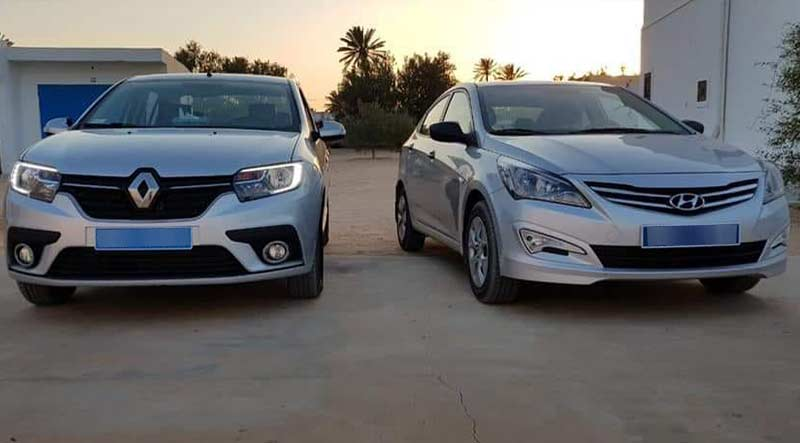 Location de voitures à Djerba