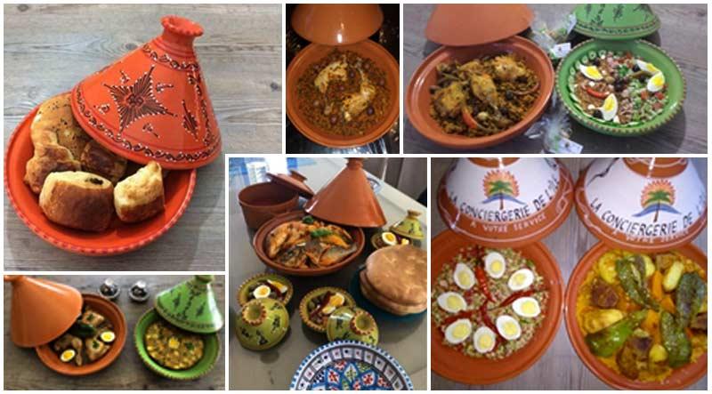 Préparation/livraison de repas à Djerba