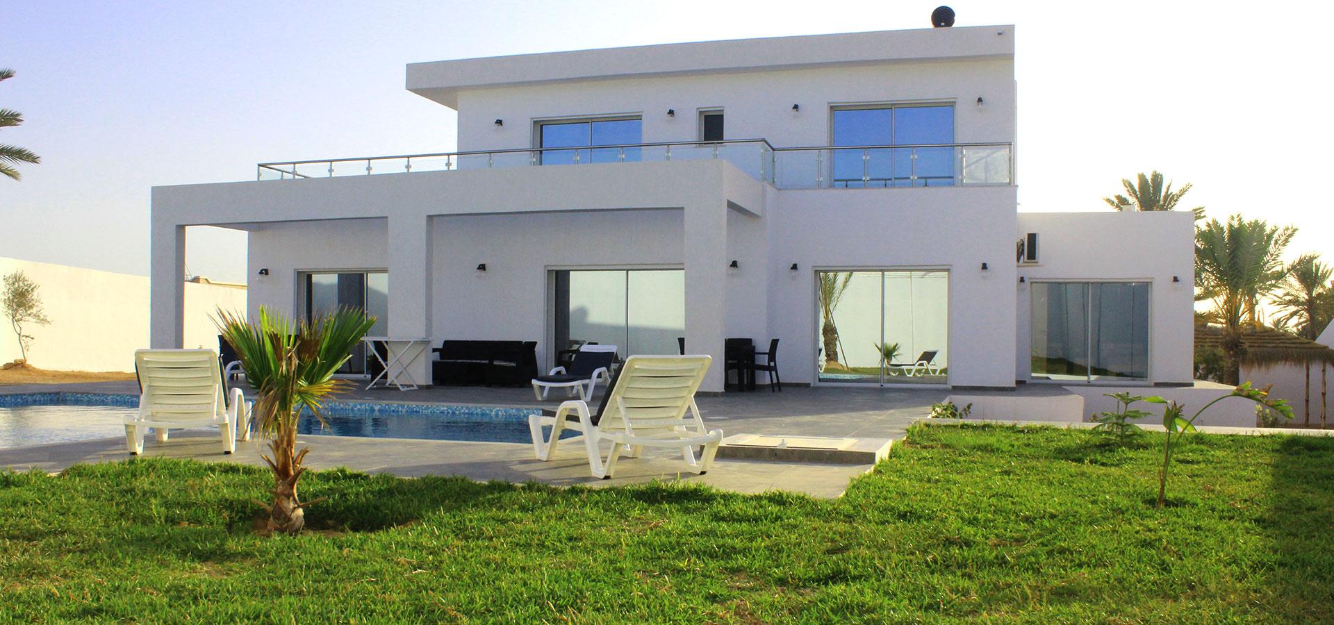 séjour à Djerba Tunisie -